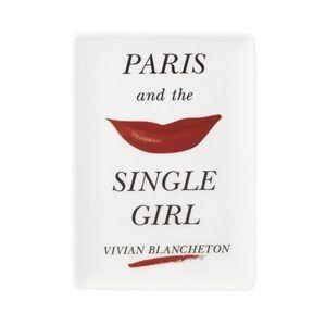 Kate Spade Paris & The Single Girl Jewellery Tray